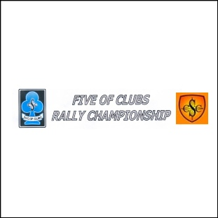 Solway Car Club 5 of Clubs Rally Championship