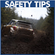 Safety Top Tips Button