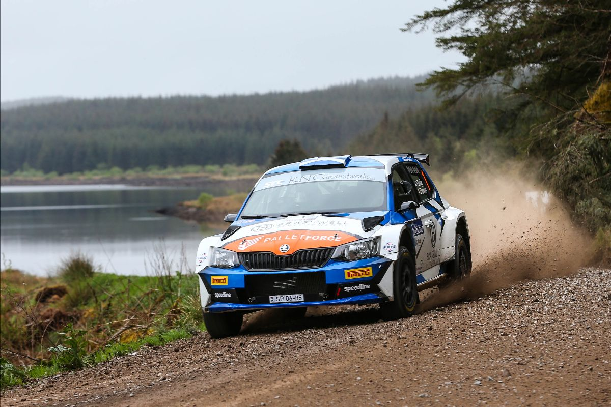RSAC Scottish Rally gears up for bumper entry